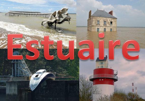 Estuaire : Une collection d'œuvres d'art contemporain à découvrir toute l'année à pied, à vélo, en voiture mais aussi en croisière