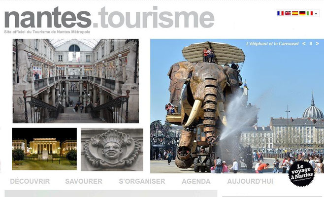 Tourism in Nantes