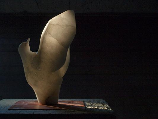Möwe / Alabaster / Anna Erdin