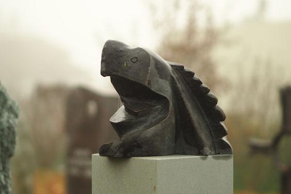 Donnervogel / Bronze / Anna Erdin