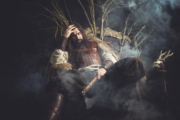 photographe mise en scène viking