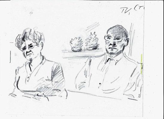 Die Eltern des Uwe Böhnhardt
