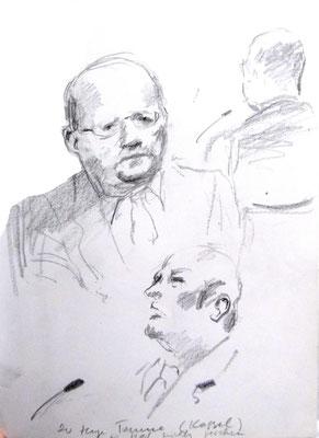 Andreas T., der VS-Mann der bei der Ermordung Halit Yozgats zugegen war