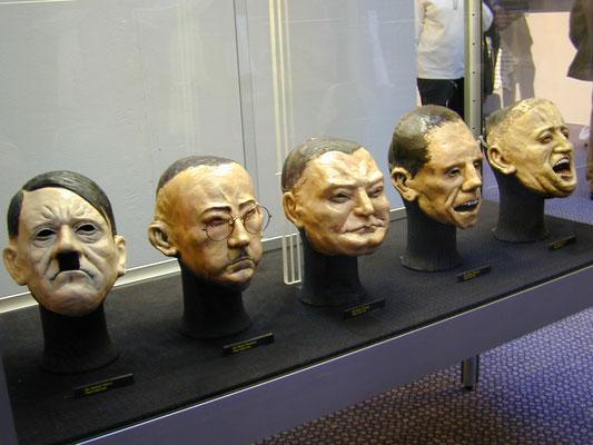 Die Plagen (Ausstellung Hanne Hiob-Brecht zum 80ten, Gasteig/München)