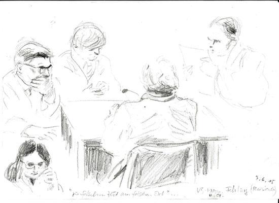Ein Zeuge vom Verfassungsschutz