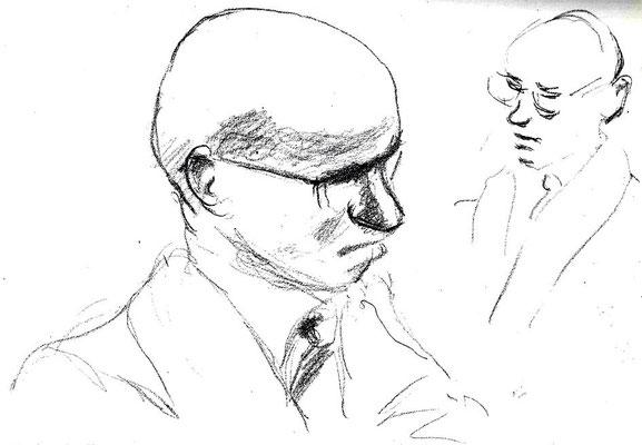 Der Verteidiger des Angeklagten Ralf W.