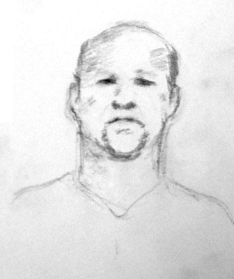 V-Mann Andreas T.,  der zum Zeitpunkt der Ermordung von Halit Yosgat im Internetcafe saß und keine Schüsse gehört haben will.