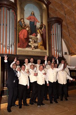 Summer.Organ.Swing. Konzert in der Zollingerhalle Valley