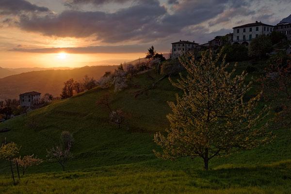 Italy, Castiglione di Garfagnana, Cerageto