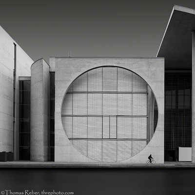 Germany, Berlin, Marie-Elisabeth-Lüders-Haus