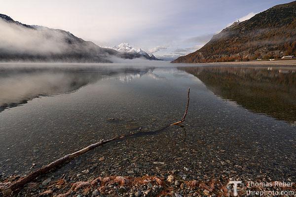 Switzerland, Engadina, Surlej