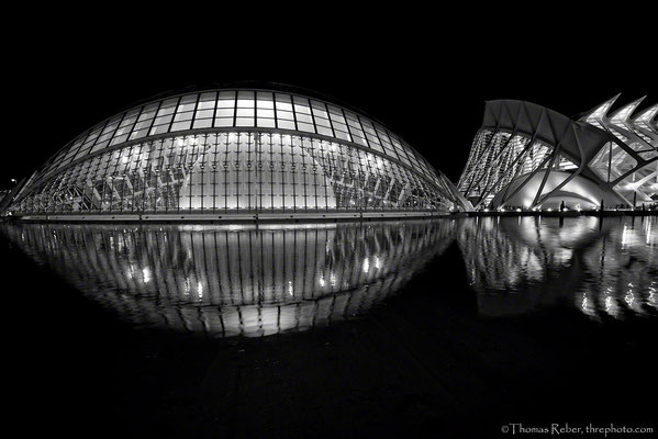 Spain, Valencia, City of Arts and Sciences, Hemisfèric