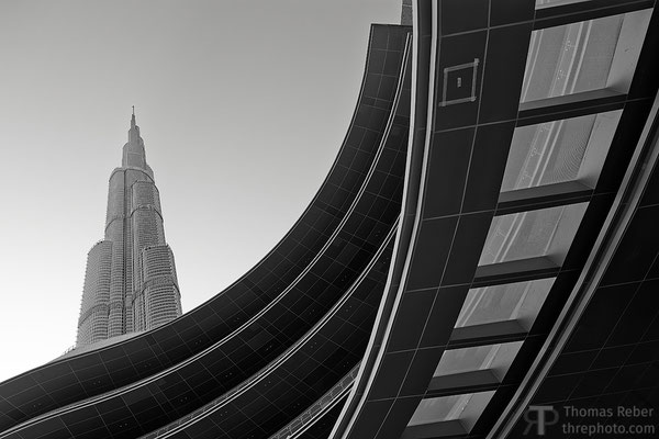 Emirates, Burj Khalifa