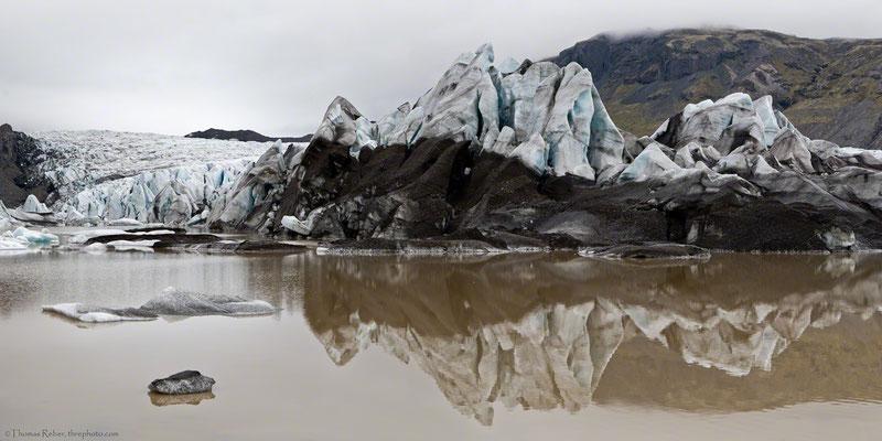 Iceland, Svinafelljokull