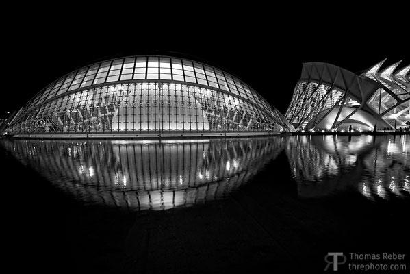 Spain, Valencia, City of Arts and Sciences, Hemisfèric