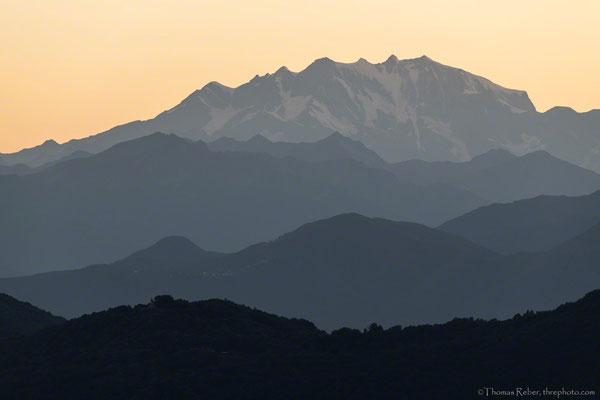 Switzerland, Monte Rosa