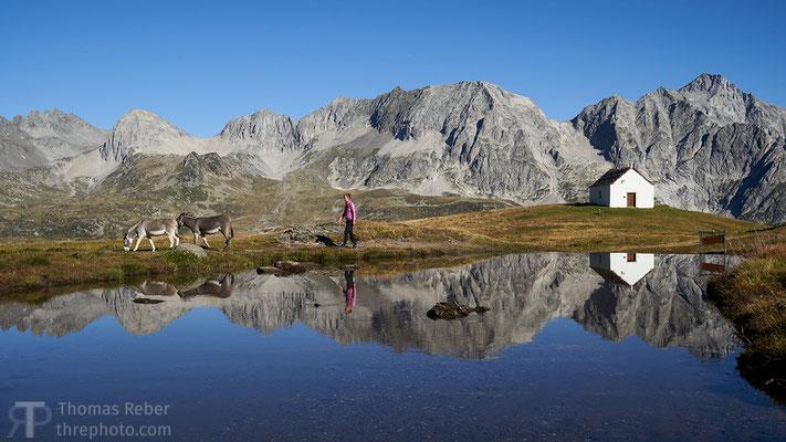 Switzerland, San Giacomo pass