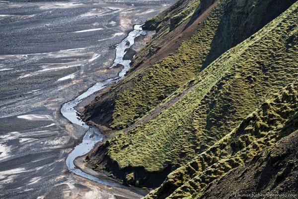 Iceland, Vik, Kerlingardalsvegur
