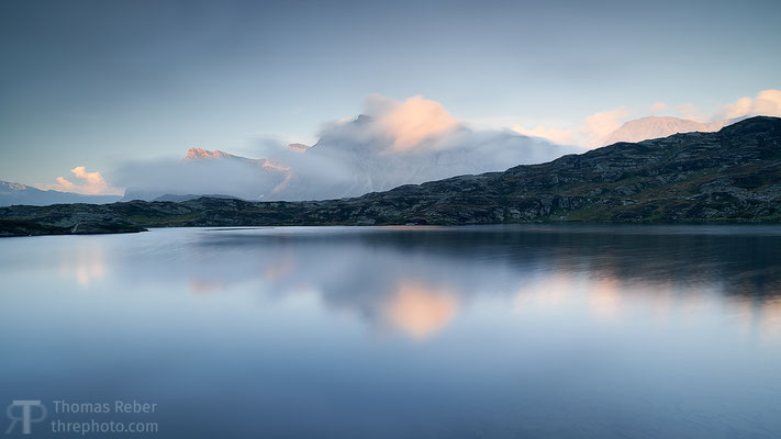 Switzerland, San Bernardino, stillness