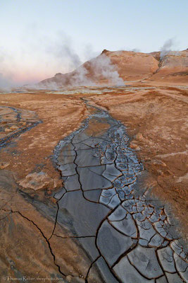 Iceland, Hverir