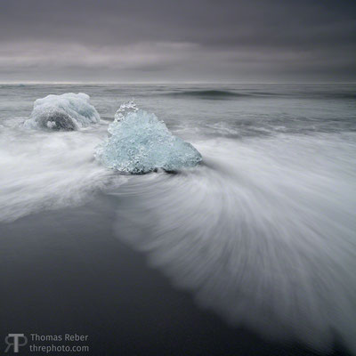 Iceland, Diamond beach