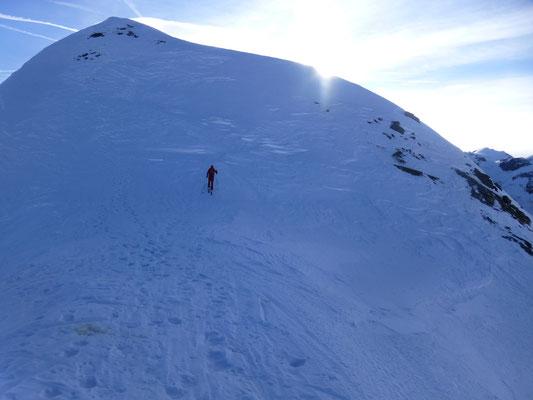 Gipfelhang Suldenspitze
