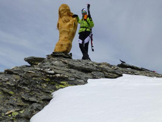 Berg Heil vordere Schöntaufspitze