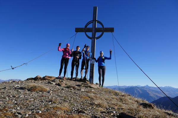 Bergheil am Grionkopf