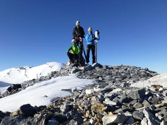 Berg Heil zum dritten