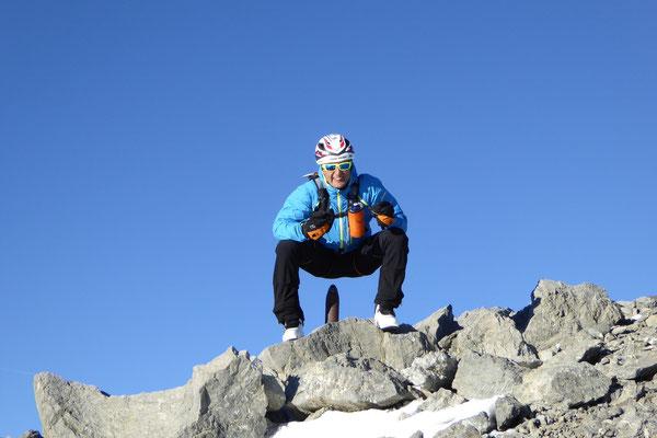 Berg Heil vom Payerspitz