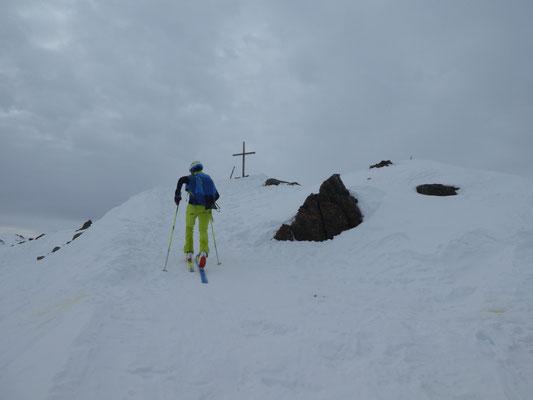 Bergheil zum sechsten auf dem Tartscher Kopf