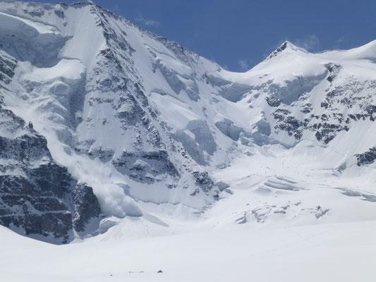 """Der Gletscher """"kälbert"""" und macht sich lautstark bemerkbar – Gigantisch war es"""