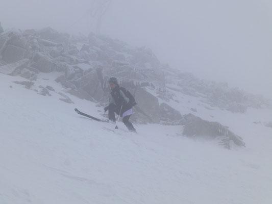Winterliche Bedingungen