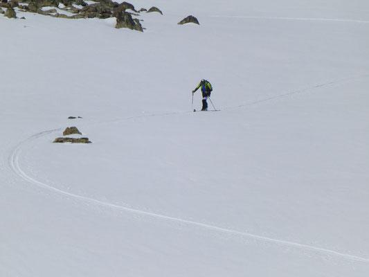 Die letzten Meter - Bergtol