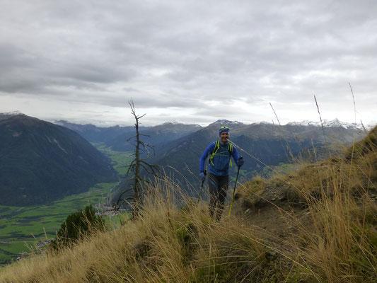 Blick nach Val Müstair...