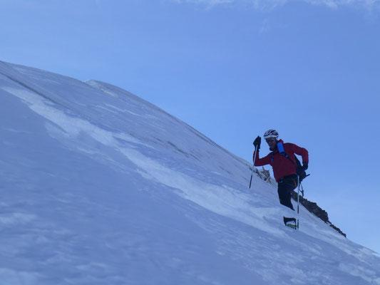 Gipfelhang Ceve