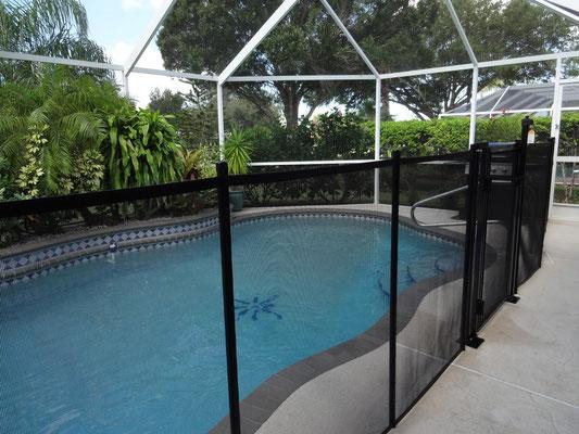 Villa Catch The Sun - Baby-Fence
