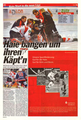 Kölner Haie - Artikel