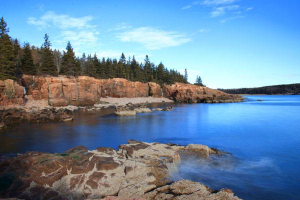 Thunder Hole, Acadia National Park, ME, USA