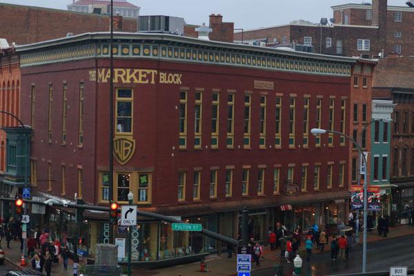 La librairie de Troy. Victorian Stroll, Troy, NY, USA