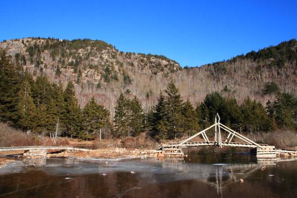 Jordan Pond, Acadia National Park, ME, USA