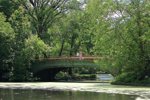 Prospect Park, Brooklyn, NY, USA