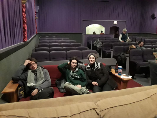 Bonne séance de cinéma