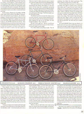 Ross - oldschoolracing ch - vintage Mountainbikes race ready!