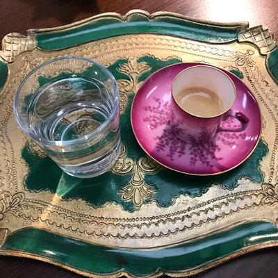 Auf einen Espresso mit der Inhaberin Uta Kühne