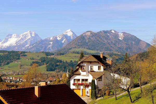 Haus Löger Apartments in Mitten der Urlaubsregion Pyhrn Priel - Windischgarsten