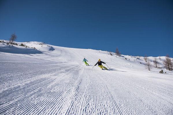 Schifahren in Pyhrn Priel