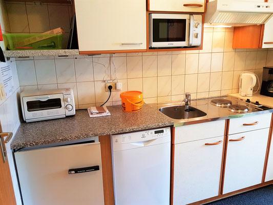 Küchen A und C - Haus Löger Apartments - Windischgarsten