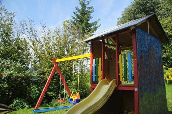 Unser Kinderspielplatz für die Kleinen