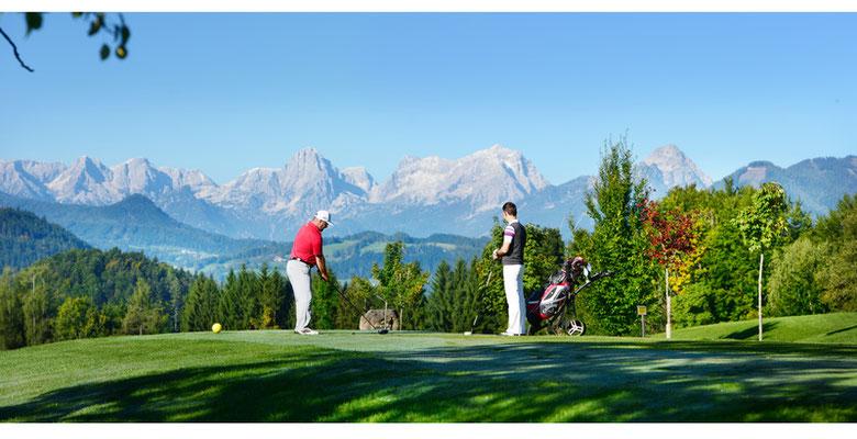 18-Loch Golfplatz